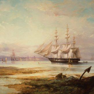 Port View (James Webb)