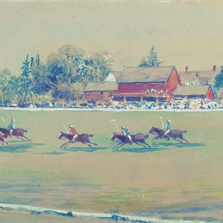 Polo--Myopia and Westchester (Edmund Darch Lewis)