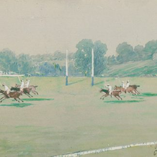 Polo: Westchester and Point Judith (Edmund Darch Lewis)