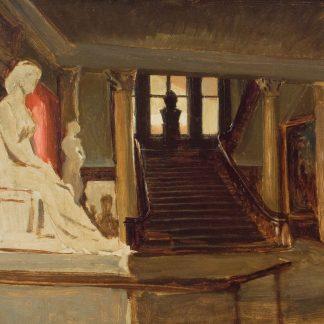 Metropolitan Museum of Art, Interior (Frank Waller)