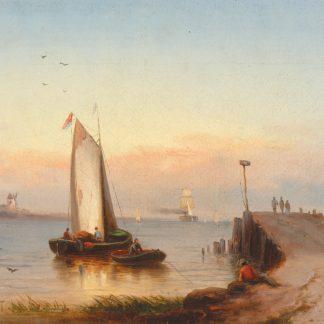 Coming Ashore (Max Eglau)