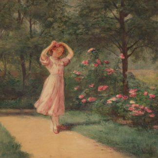 Among the Roses (George Cochran Lambdin)