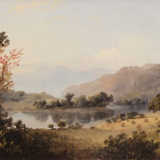 Capous Mountain, Susquehanna River (Russell Smith)