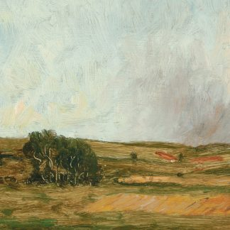 Green Field with Trees (Robertson Kirtland Mygatt)