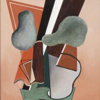 Abstraction (Albert Eugene Gallatin)