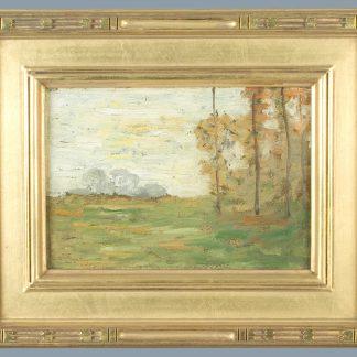 Three Trees in a Field (Robertson Kirtland Mygatt)
