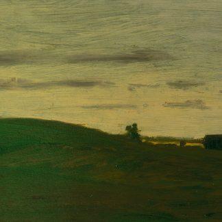 Green Field and Barn (Robertson Kirtland Mygatt)