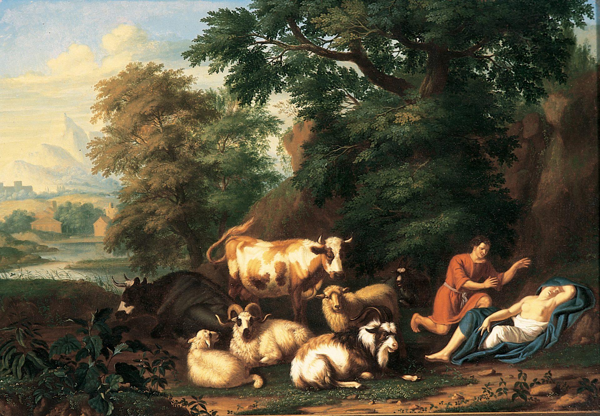 Pastoral Scene (Jan van Gool)