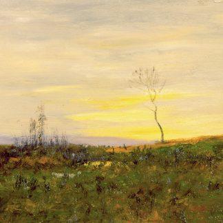 Marsh at Sunset (Robertson Kirtland Mygatt)