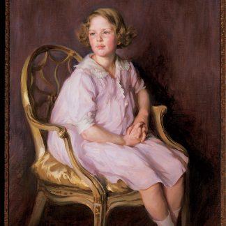 Portrait of a Girl (Lydia Field Emmet)