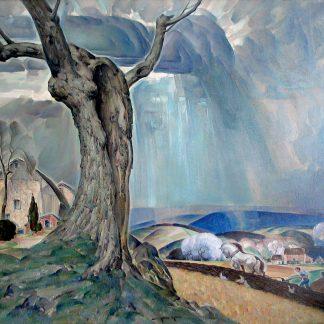 Rain: Spring (Arthur Meltzer)
