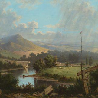 Landscape (Frederick de Bourg Richards)