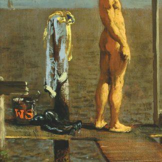 Boy on Dock (Walter Stuempfig, Jr.)