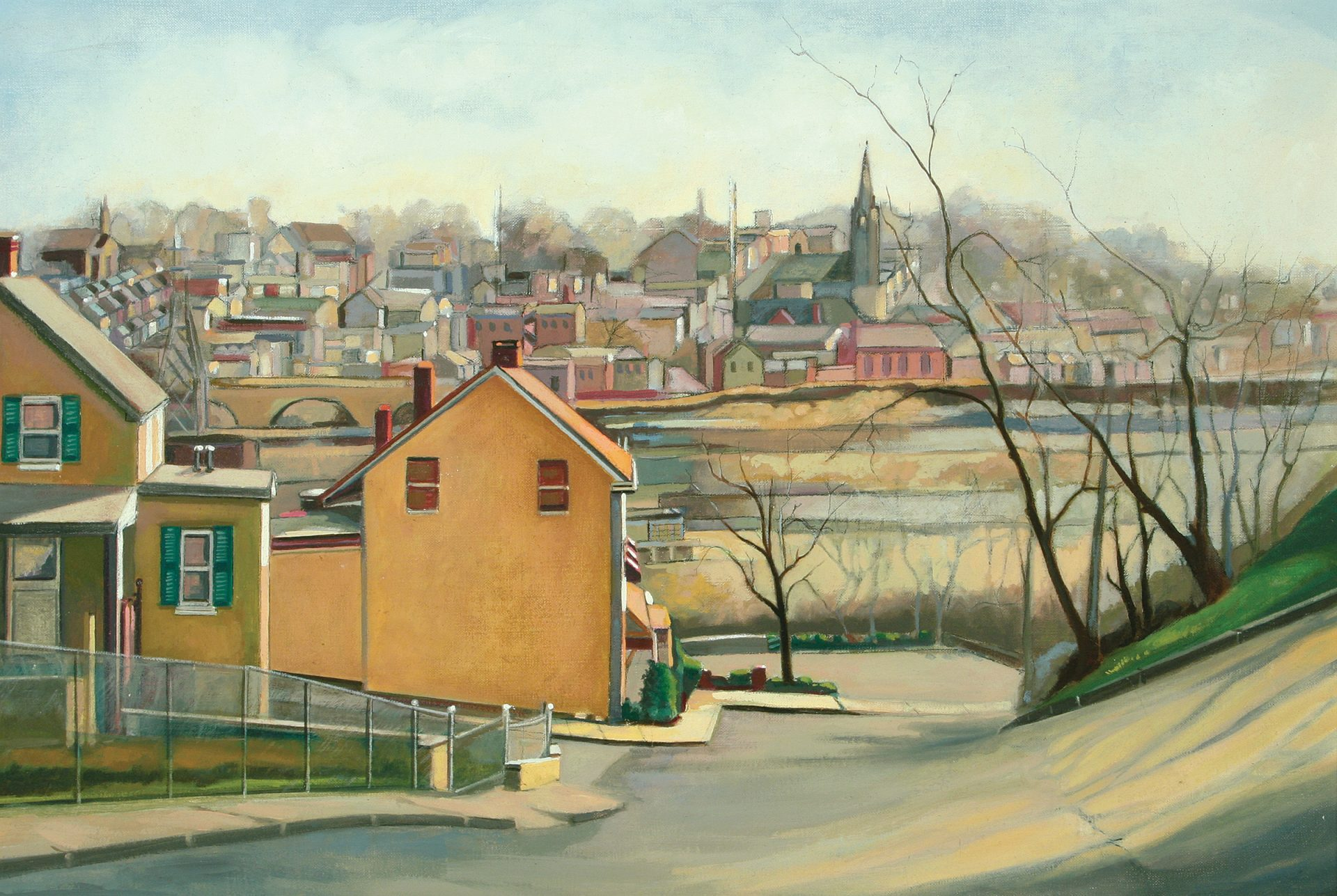 Sleuth Slope (Nina F. Martino)