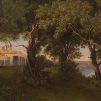 Mount Vernon Estate ( Unknown Artist)