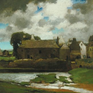 In Finistere (George Elmer Browne)