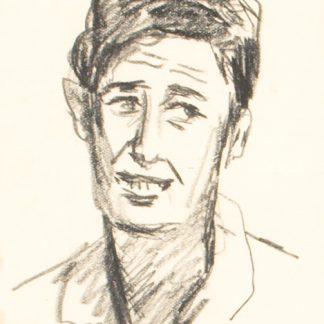 Profile Portrait (Julius Thiengen Bloch)