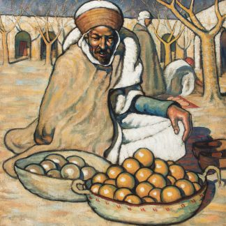 Arab Merchant (Roger Georges Andre Duval)