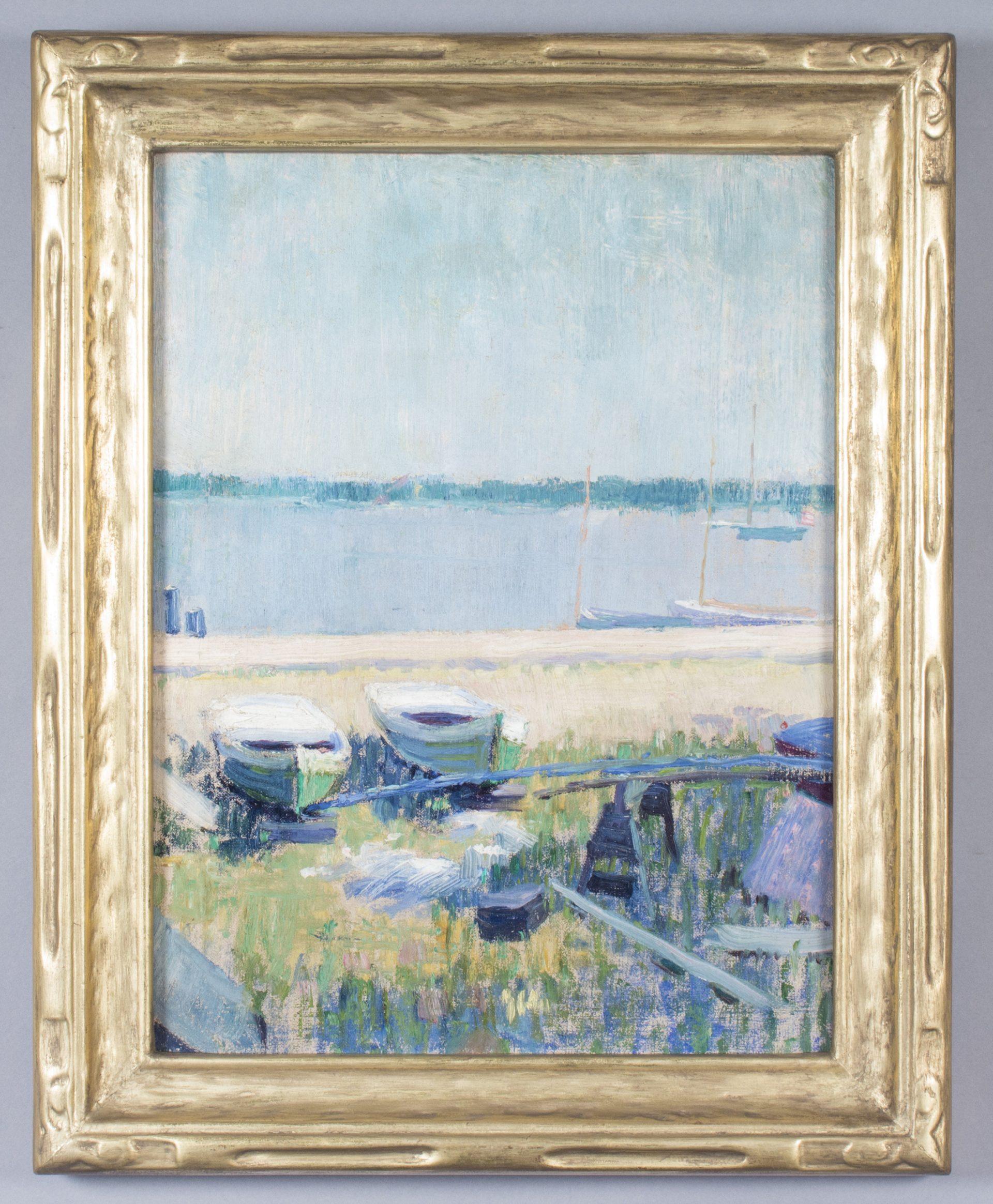 River View FRAMED (Henry McCarter)
