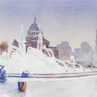 Logan Circle, Philadelphia PA (John J. Dull)