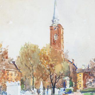 Saint Peter's Church, Philadelphia PA (John J. Dull)