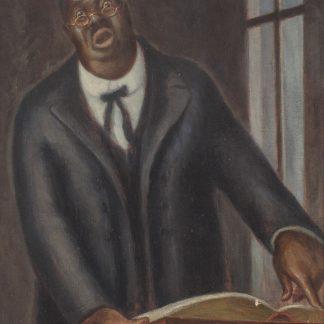 The Preacher (Julius Thiengen Bloch)