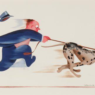 Dog Walking (Maurice Freed)