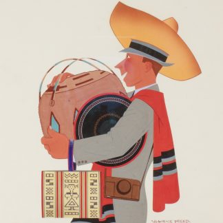 Back from Mexico (Maurice Freed)