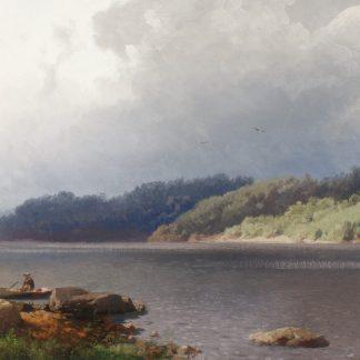 Canadian Lake (Herman Herzog)