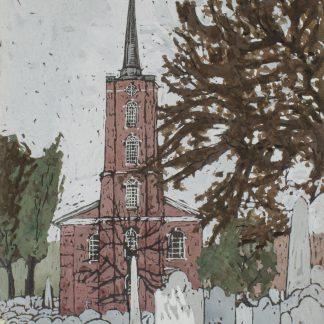Saint Peter's Episcopal Church, Philadelphia (Edythe Ferris)