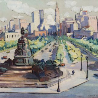 The Parkway, Philadelphia (Ella Boocock Hoedt)