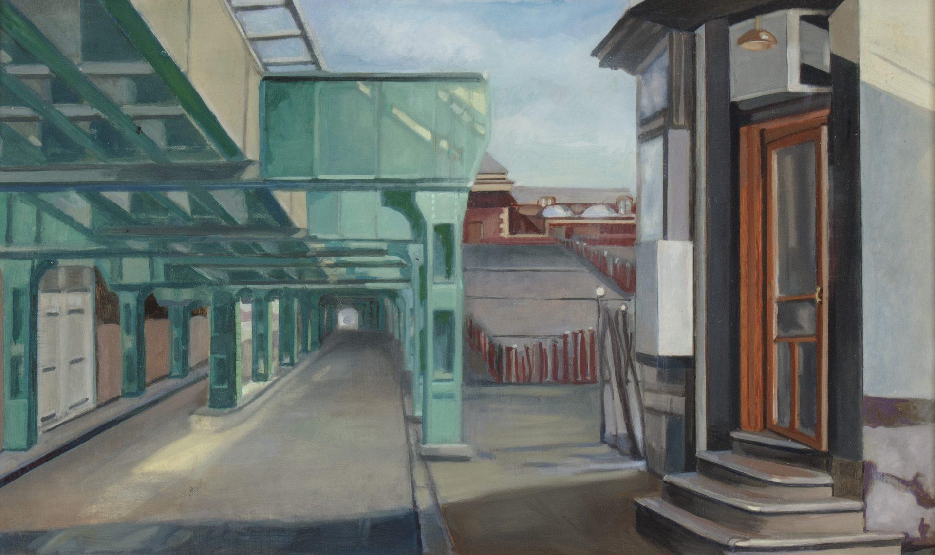 Manayunk Station (Nina F. Martino)