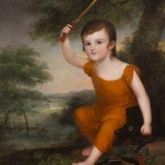 Portrait of John Dunlap, Jr. (1786-1856) (James Peale)