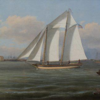 Port of Philadelphia (Thomas Birch)