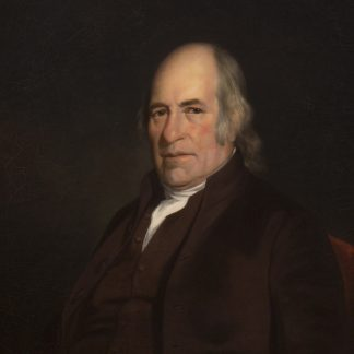 Portrait of John Hall (Charles Willson Peale)