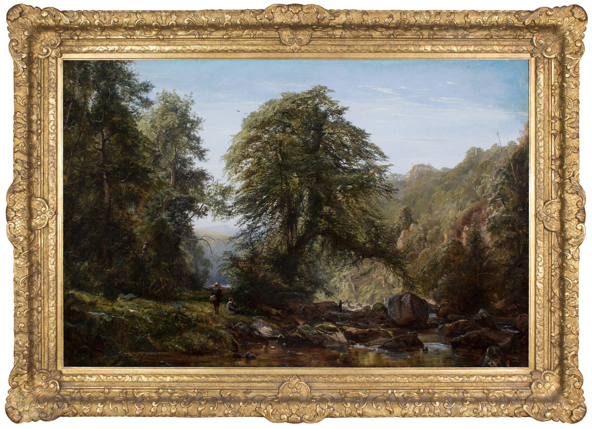 Landscape FRAMED (John Faulkner)