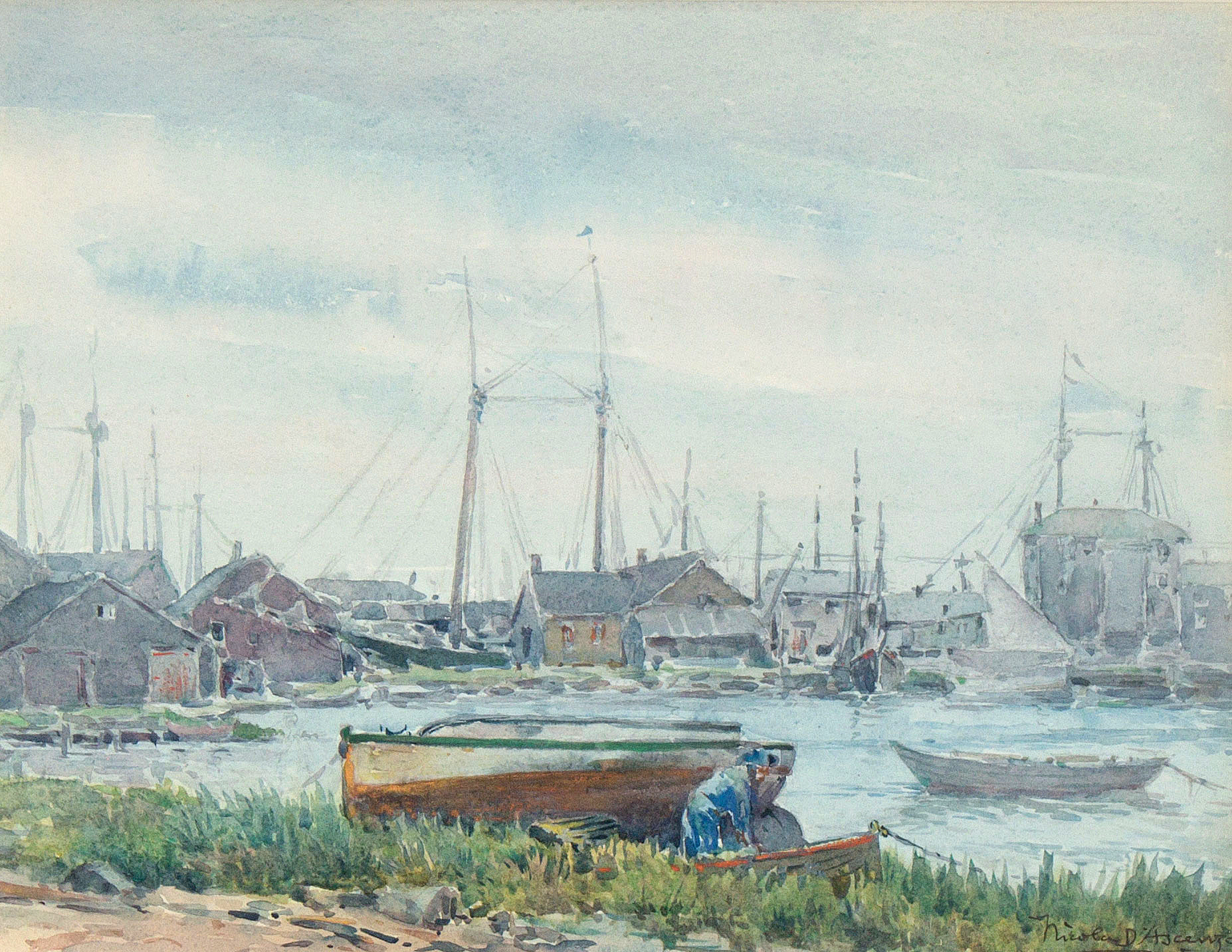 Nantucket (Nicola D'Ascenzo)