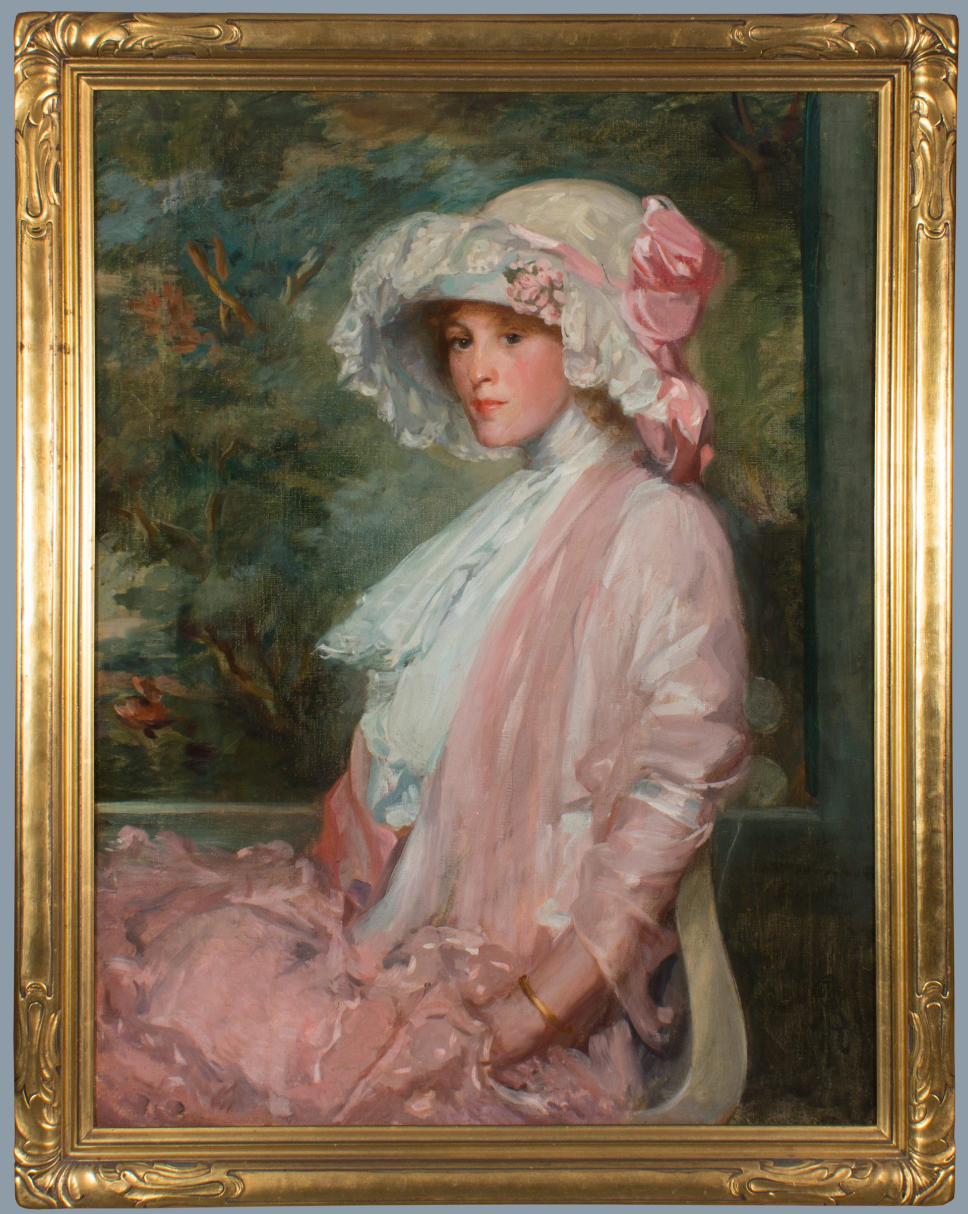 Study in Pink: Mercedes Walton (FRAMED)