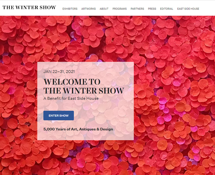 winter show 2021